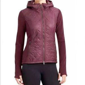 Athleta 2XS Vortex Jacket Fleece Puffer Color